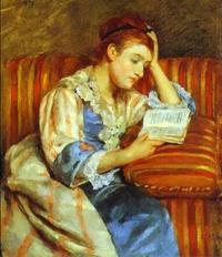 Readingcassatt